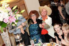 "The ""Uninvited Wedding Guests"" crashing a Disney wedding reception"