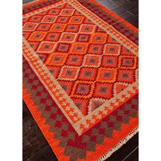 Red Hot Rug