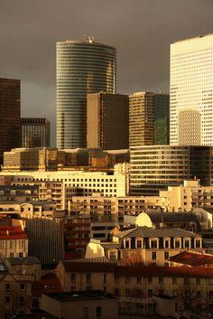 Paris Downtown