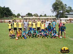 Amistoso de Futebol em Leópolis-PR
