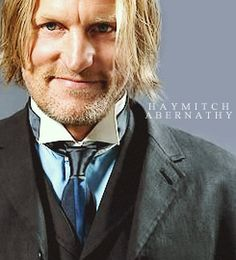 The Hunger Games Haymitch Young