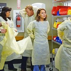 Hot: Grey's Anatomy first look: Check out one of the new sets for season 12