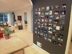 Magnetic Wall Paint - $21 - WANT THIS!!