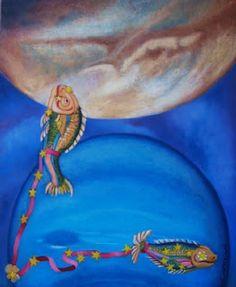 Três gerações: Emília Matos e Silva - série Astrologia (1999)