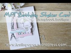 Bonus Video : Time for another Challenge at Scrapbook Boutique Bloghop & Giveaway! |