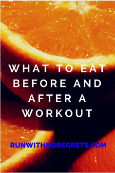What to Eat Before and After a Workout - Fueling for Fitness