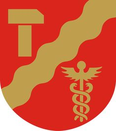 Tampere, Capital of Pirkanmaa, Finland City Logo, Coat Of Arms, Book 1, Symbols, Words, Flags, Badges, Warriors