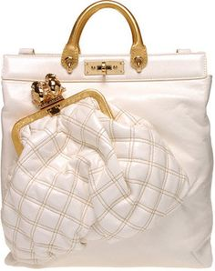 Marc Jacobs Tote bag with quilted purse