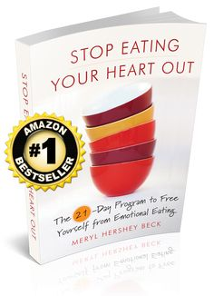 """""""If you use food to fill the hole in your soul, Stop Eating Your Heart Out can help. Available in 5 formats StopEatingYourHeartOut.com/5Formats"""""""