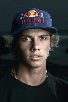 Julian Wilson, pro surfer