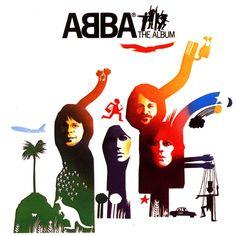 Carátula Frontal de Abba - The Album