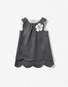Sweet dress for baby girl - Zara