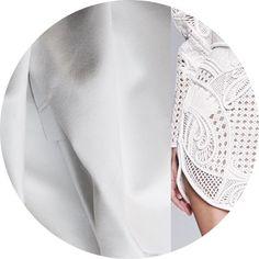 Texas White Sheep Nappa | Available at East Coast Leather | image credit: Balmain