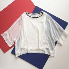 MÉLISSA NEPTON - FRANCE - BLANC Nylons, Tees, Women, Fashion, White People, T Shirts, Moda, Tee Shirts, Women's