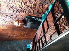 Stunning chocolate shop of Patrick Roger, Madeleine Paris