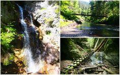 Slovenský raj - Prielom Hornádu a Veľký Kyseľ - Kam na výlety Day Trips, Waterfall, Travel, Outdoor, Outdoors, Viajes, Waterfalls, Destinations, Traveling