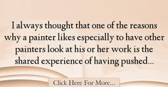 Chuck Close Quotes About Experience - 17889