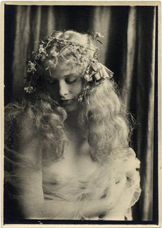 Vintage portrait of Dolores Costello, 1930's