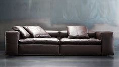 IN AND OUT SOFA by ERBA available at Haute Living