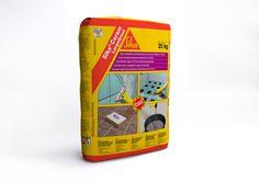 Sika® Ceram LargeGrout  Sigillante cementizio per fughe da 4 a 20 mm, di categoria CG2 secondo EN 13888. Sika® Ceram LargeGrout è un stucco monocomponente, costituito da cementi ad alta resistenza, sabbie silicee selezionate, resine sintetiche e specifici additivi, per la sigillatura di fughe di larghezza da 4 a 20 mm.