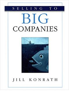 Interesting book about how to sell to big companies