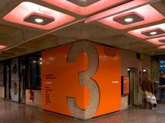Like the idea of having plywood and cutting out numbers for the rooms or a letter for specific rooms