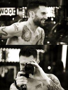 Adam Levine :)