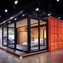 Looking for how to renovate shipping container into house, Shop, Garage or Workshop? Here are extensive shipping Container Houses Ideas for you! shipping container homes Container Home Designs, Container Homes For Sale, Shipping Container Homes, Container Houses, Shipping Containers, Container Shop, Container Garden, Prefabricated Houses, Prefab Homes