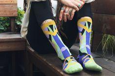 Our Purple Diesel Crew socks  #socks #weed #unisex #crewsocks #purple #urban