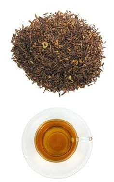 Mango Rooibos Tea | Rooibos Tea | Herbal Tea | The Tea Farm Rooibos tea blended with mango flavor is great for those that do not like the herbal taste of rooibos. The aromatic flavors of real mango fruit infused in healthy, caffeine free full-bodied rooibos tea.