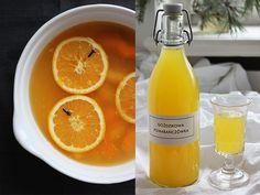 nalewka pomarańczowo-goździkowa