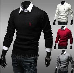 Casual Sweater For The Man