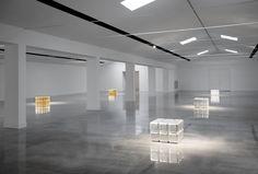 Fondazione Bisazza – Temporary exhibitions spaces, photo Andrea Resmini