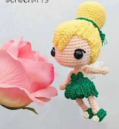 Disney Crochet Patterns, Crochet Disney, Crochet Doll Pattern, Crochet Blanket Patterns, Amigurumi Patterns, Crochet Dolls, Doll Patterns, Amigurumi Toys, Kawaii Crochet