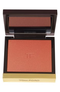 Tom Ford Cheek Color Blush available at #Nordstrom (I like the Frantic Pink). Flush is pictured.