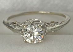 See more about antique wedding rings, vintage engagement rings and vintage weddings. Antique Wedding Rings, Vintage Engagement Rings, Wedding Engagement, Wedding Bands, Antique Rings, Wedding Vintage, Engagement Ideas, Gold Wedding, Wedding Jewelry