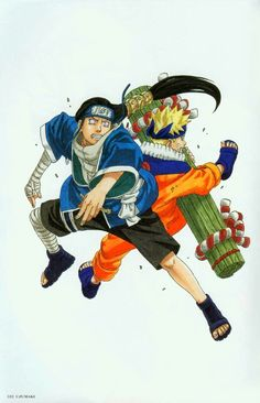 Naruto Uzumaki ArtBook 1 - 103