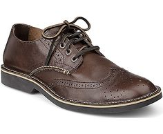 Sperry Top-Sider Cloud Logo Harbor Leather Wingtip Oxford