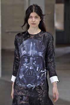 O affair de Star Wars com a moda