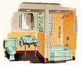 Image detail for -Flickr: The The Vintage Bathroom Pool