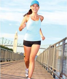 Expert advice for runners to take advantage of the warmer weather and stay safe. - Shape.com