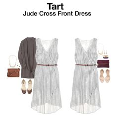 I like this dress -- looks comfortable and versatile. if the material has any stretch it could be good. (KW)