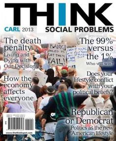 Think Social Problems 2013