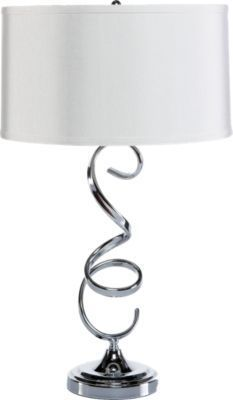 Ribbon Lamp . $79.99.  Find affordable Lamps for your home that will complement the rest of your furniture.