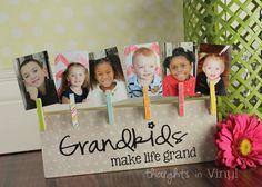 Grandkids Brag Board |  Thoughts in Vinyl  Hawley Carpenter Hawley Carpenter Hawley Carpenter Passey