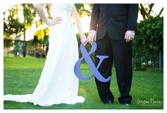 Ampersand Wedding Signs Wooden Letters Ampersand by ZCreateDesign
