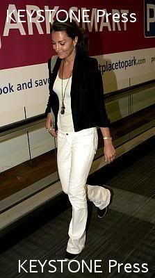 Kate Middleton casual street style from before her marriage...never seen this photo before