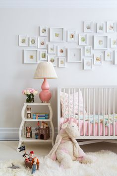 Get inspired by Eclectic Nursery Design photo by Chango & Co. Wayfair lets you find the designer products in the photo and get ideas from thousands of other Eclectic Nursery Design photos. White Nursery, Nursery Neutral, Girl Nursery, Girls Bedroom, Neutral Nurseries, Nursery Crib, Nursery Modern, Design Blog, Deco Design