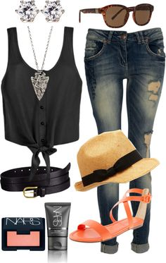 """Aria 001"" by k-cat on Polyvore"