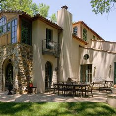 Eclectic Exterior homes exterior Design Ideas, Pictures, Remodel and Decor